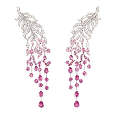 bijoux fantaisie du célèbre créateur Chanel\u2026 Boucles d\u0027oreilles