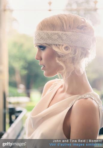 Conseil : comment porter un bijou de tête sur cheveux courts ?